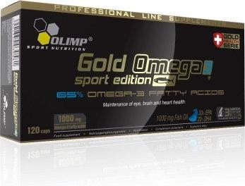 Olimp Gold Omega-3 Sport 120 szt.