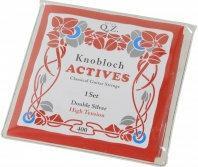 Knobloch Actives 400 Q.Z High Tension struny do gitary klasycznej