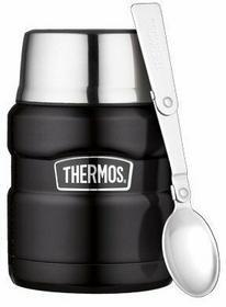 Thermos termos obiadowy King 470ml z łyżką