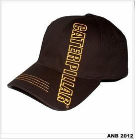CAT czapka z daszkiem erpillar 1128027 BLACK C1128027