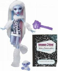 Mattel Monster High - Upiorni uczniowie Abbey Bominable X4638