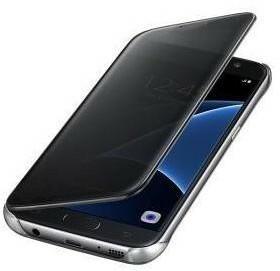 Samsung Galaxy S7 Edge Clear View Cover EF-ZG935CB czarny EF-ZG935CBEGWW