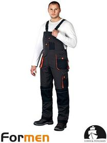 Leber & Hollman spodnie ROBOCZE LH-FMN-B (SBP)