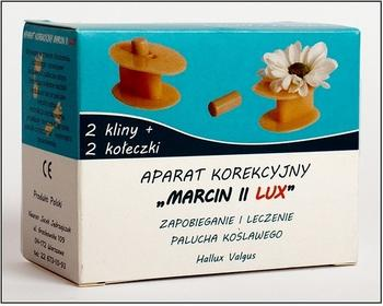 Aparat korekcyjny na halluksy Marcin II Lux