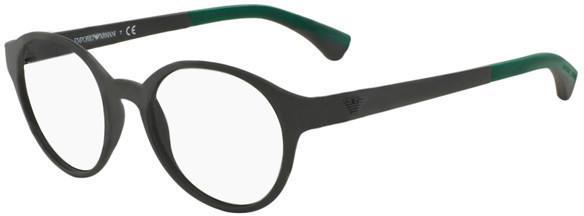 Emporio Armani okulary korekcyjne 3066 5341 (49)