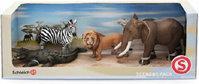 Schleich Sceneria Dzikie zwierzęta Afryki - Sawanna 41219