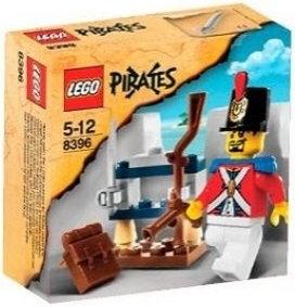 LEGO Arsenał żołnierza 8396