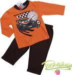 Disney Piżamka chłopięca Cars