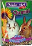Dako-Art Chrumiś - pełnowartościowy pokarm dla królików