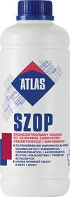 Atlas SZOP - skoncentrowany środek do usuwania zabrudzeń cementowych i wapiennyc