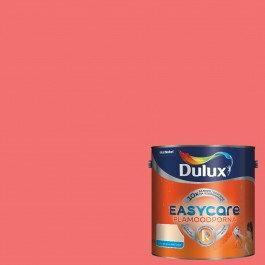 Dulux Farba do ścian i sufitów EasyCare Niebanalnie arbuzowy 2.5L