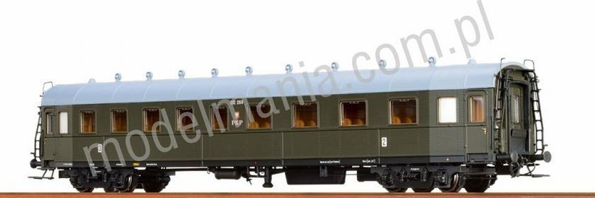 Brawa Wagon osobowy 2/3 klasa typ C4 szczupak 45313