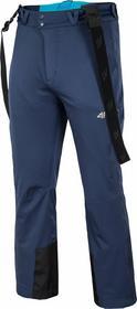 4F [T4Z14-SPMN102] Spodnie narciarskie męskie SPMN102 - granat performance
