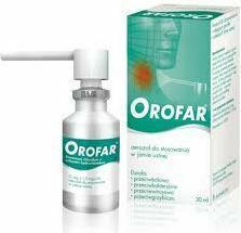 Novartis Orofar 30 ml