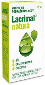Polpharma LACRIMAL natura krople 10 ml