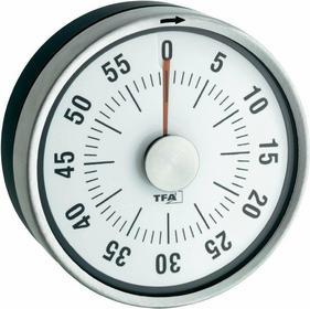 Minutnik TFA 38-1028-10 60 min. czarny