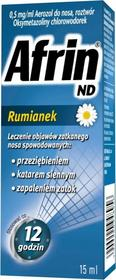 Schering-Plough Afrin ND Rumianek 15 ml