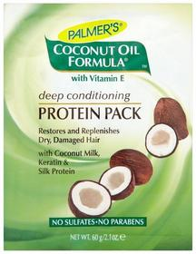 Palmers PIERRE FABRE serum proteinowa do włosów z olejkiem kokosowym 60g 70616
