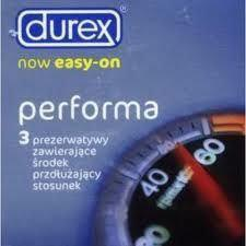 Durex Performa now easy-on