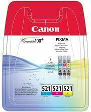 Canon CLI521CMY