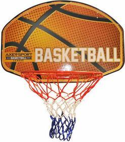 Axer Sport Tablica do koszykówki Basketball 90x60 cm 2438