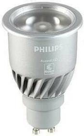 Philips Żarówka LED 4W GU10 10st. AccentLED chłodnobiała - 8727900536270