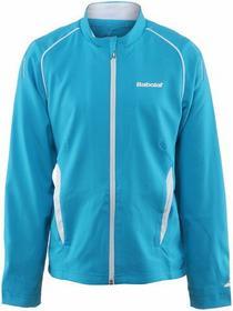 Babolat Bluza Dziewczęca Jacket Match Core Girl - turquoise