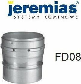 Jeremias przejście fi 115 EW / FLEX kod FD06 do rury Kominowej elastycznej FD06
