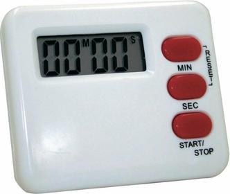 Minutnik cyfrowy z podstawką i uchwytem magnetycznym 99 min/59 s