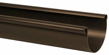 Kaczmarek Rynna PVC 100 x 4000 brązowa