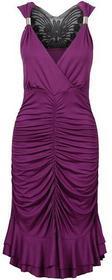 Bonprix Sukienka fiołkowy 930793