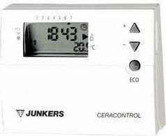 Junkers Regulator pokojowy TRZ 12-2 tygodniowy 7 719 002 103
