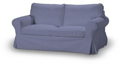 Dekoria Pokrowiec na sofę Ektorp 2-osobową, rozkładaną STARY MODEL Manchester 10