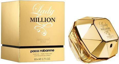 Paco Rabanne Lady Million Absolutely Gold woda perfumowana 80ml