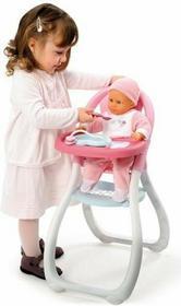 Smoby Baby Nurse Krzesełko do karmienia 24019