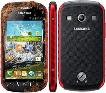 Samsung Galaxy Xcover 2 S7710 Szary