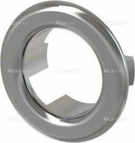 Alcaplast ALCA PLAST Rozetka otworu przelewowego umywalki A22