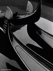Gondola Bows - Obraz, reprodukcja