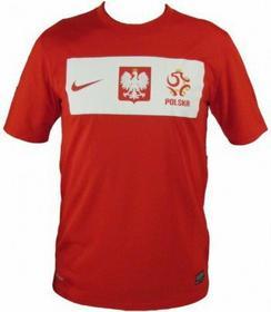 Nike T-shirt Poland Euro 2012 450511611 450511611