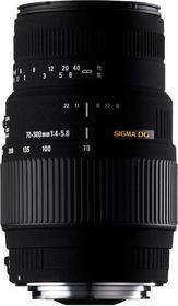 Sigma 70-300 f/4.0-5.6 DG Macro Sony