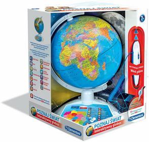 Clementoni Interaktywny EduGlobus poznaj świat 60903