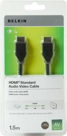 Belkin Kabel HDMI - HDMI F3Y017cp1.5MBLK1.5 m