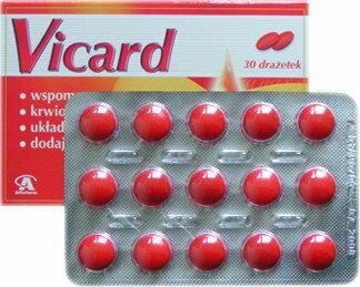Aflofarm Vicard 30 szt.