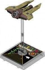 Galakta X-wing Gra Figurkowa - M3-A Interceptor
