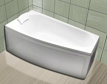 Aquaform SIMI 160 160x80 prawa biała 241-05152