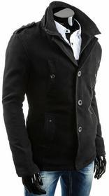 DStreet Płaszcz męski (cx0238) - czarny