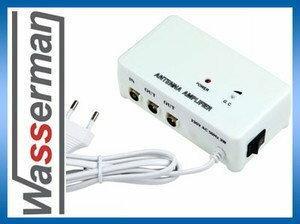 Cabletech Wzmacniacz antenowy 2x20dB ANT0159