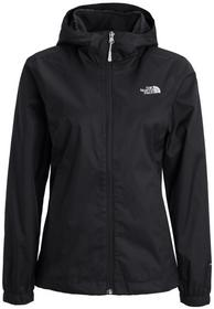The North Face QUEST Kurtka hardshell black T0A8BA