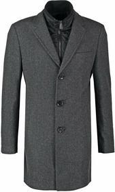 Esprit Płaszcz wełniany /Płaszcz klasyczny szary 095EO2G005