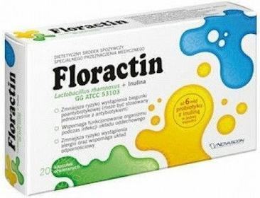 Novascon Floractin 10 szt.